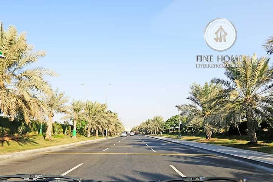 2 Great 4 Villas Compound in Khalifa City.