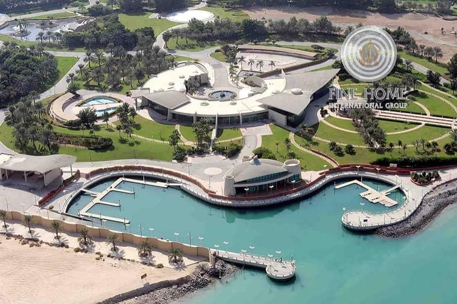 2 Style 4 Villas compound in Abu Dhabi Gate