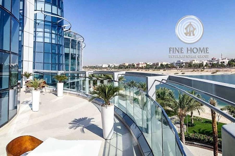 10 Style 4 Villas compound in Abu Dhabi Gate