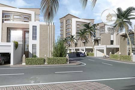 8 Bedroom Villa for Sale in Khalifa City A, Abu Dhabi - Modern 2 Villas Compound in Khalifa City