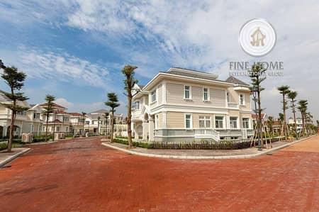 10 Bedroom Villa for Sale in Khalifa City A, Abu Dhabi - Amazing 5 Villas compound in khalifa city