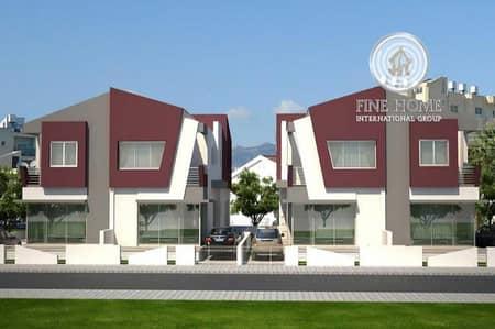 8 Bedroom Villa for Sale in Khalifa City A, Abu Dhabi - Amazing 2 Villas Compound in khaifa City