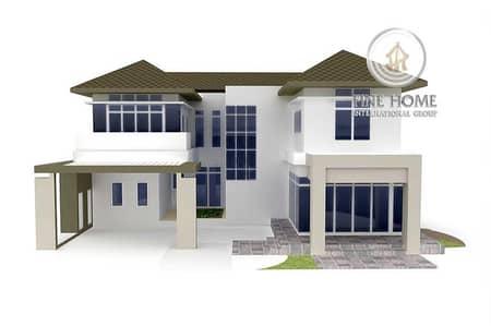 9 Bedroom Villa for Sale in Abu Dhabi Gate City (Officers City), Abu Dhabi - Villa(9BR+Sauna+Gym)in Abu Dhabi Gate City