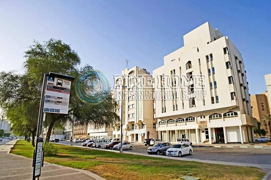 10 High income tower in Airport Road. Abu Dhabi