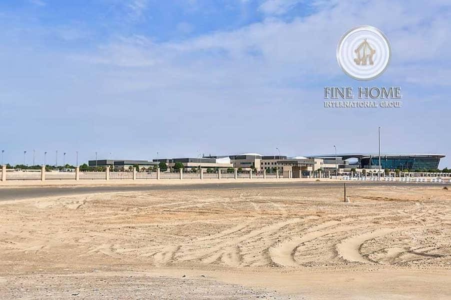 10 Residential Land in Zayed City_Abu Dhabi