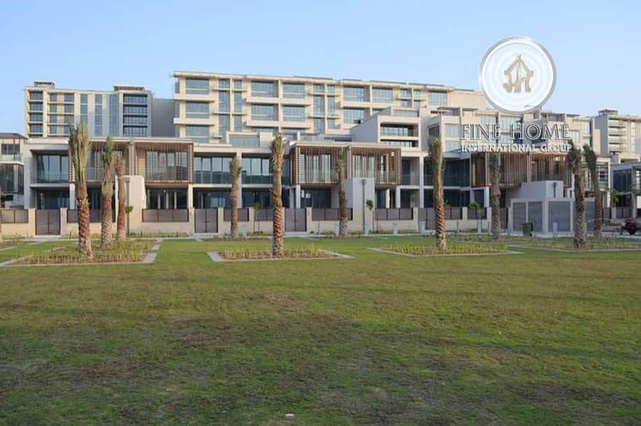 Big 3BR villa in Al Zeina