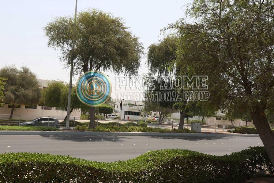 10 3Villas Compound in al Bateen .Abu Dhabi