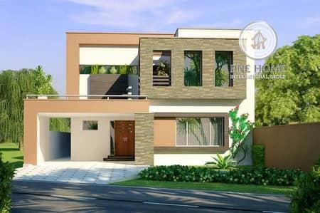 Nice 8BR Villa in Mohamed Bin Zayed City
