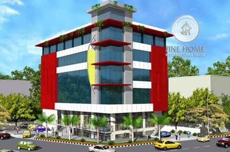 مبنی تجاري  للبيع في مدينة محمد بن زايد، أبوظبي - Building(G+M+7F)in Mohamed bin Zayed City