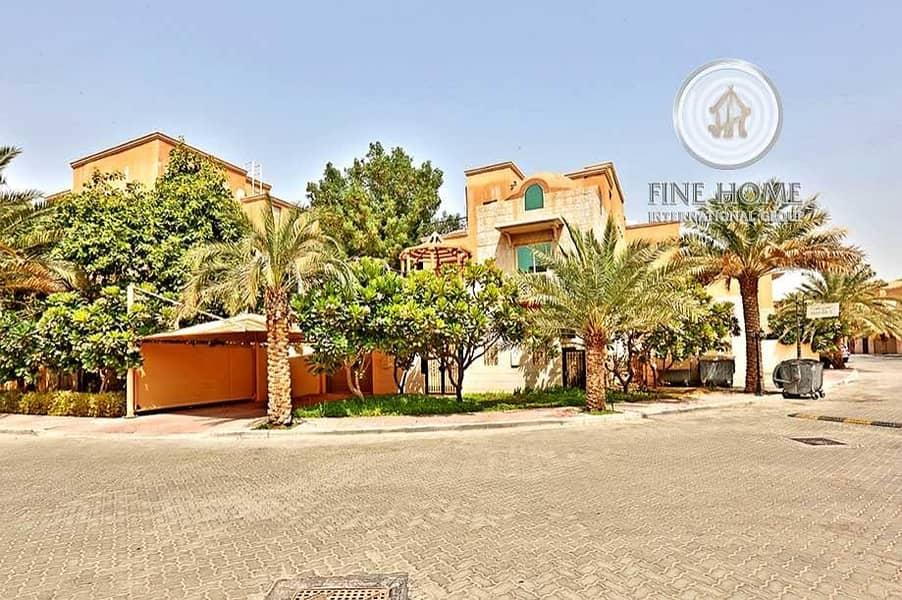 5BR+M Villa in Mushrif Gardens_Abu Dhabi