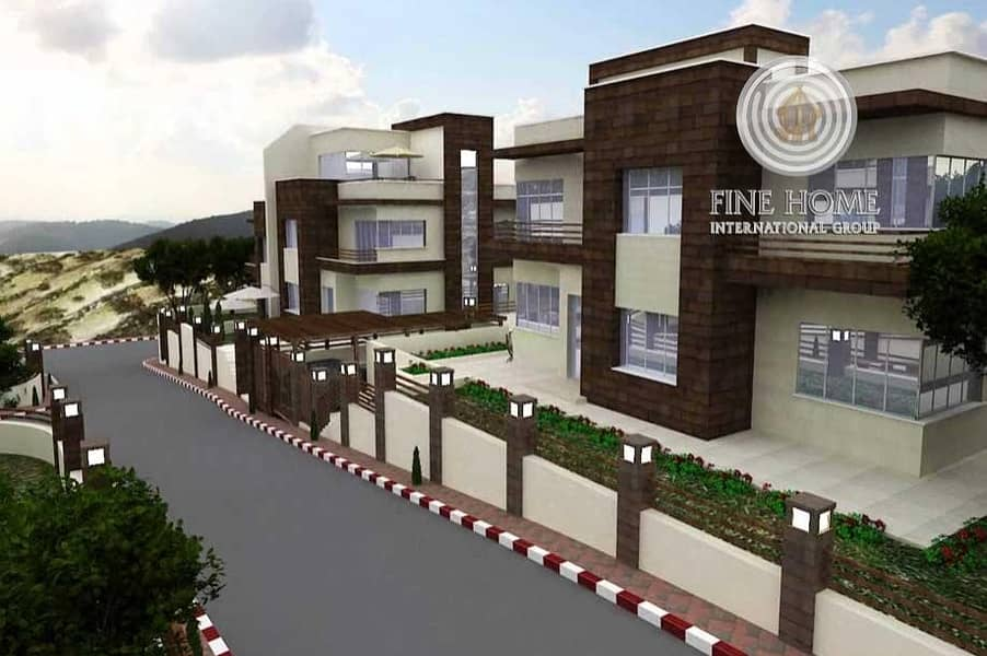 1 2 Villas Compound in Khaleej  AlArabi St
