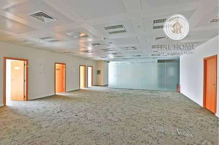 Office for Rent in Al Salam Street, Abu Dhabi - Amazing Office  In Al Salam Street