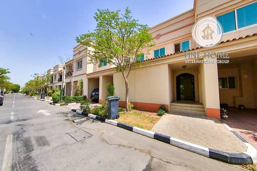 Hot Price! 3BR Villa in Abu Dhabi Gate .