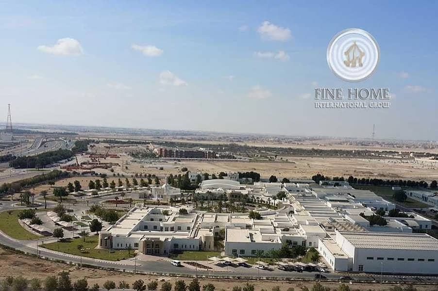 13 Great Residential land in Shakhbout City