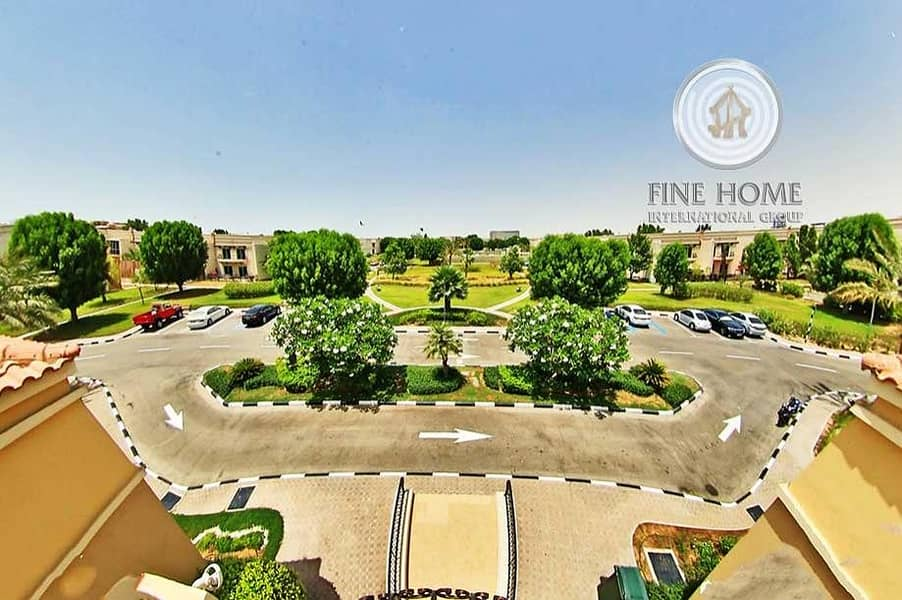 Great 3 BR Villa in Abu Dhabi Gate City.