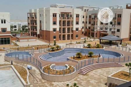 2 Bedroom Flat for Sale in Al Ghadeer, Abu Dhabi - Apartment in Al Ghadeer _ Abu Dhabi (AP_189)