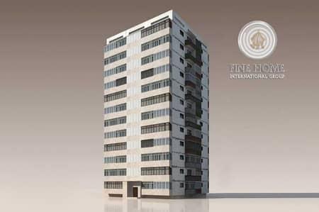 مبنى سكني  للبيع في آل نهيان، أبوظبي - Superb G+M+12 Building in Al Nahyan Camp