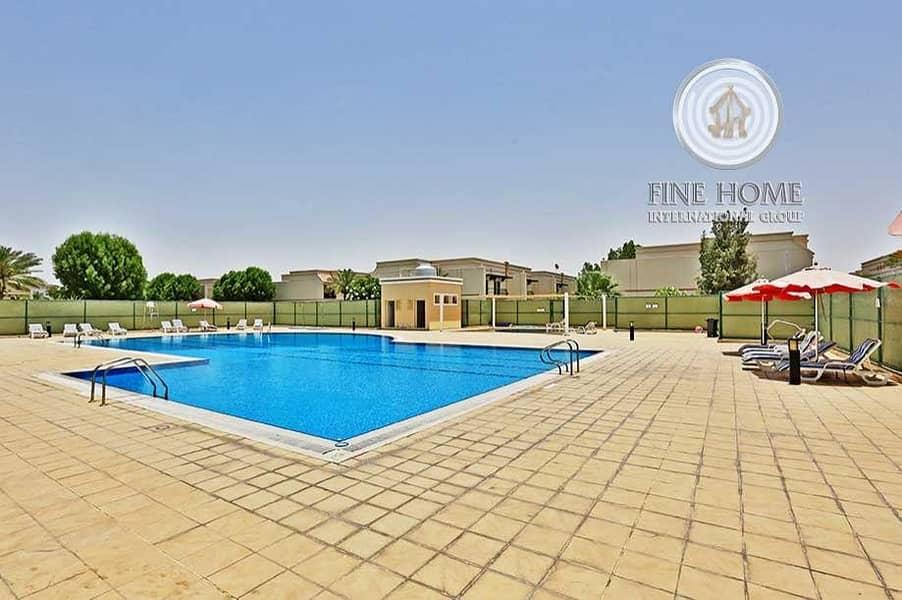 Exclusive ! Modern living in 2 BR. Villa