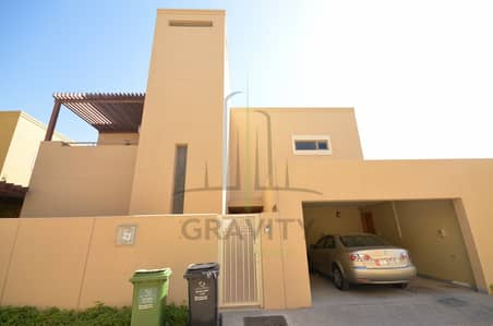3 Bedroom Townhouse for Sale in Al Raha Gardens, Abu Dhabi - HOT DEAL! Luxurious 3BR TH in Qattouf w/ balcony
