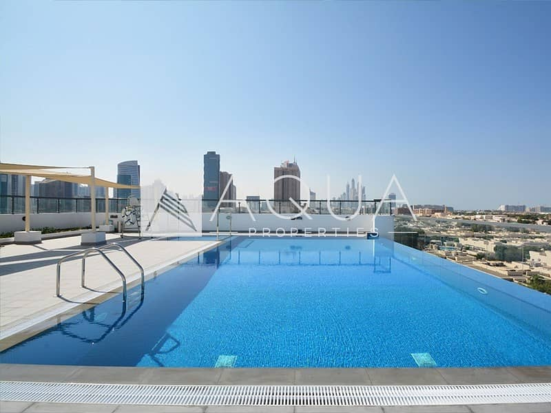 11 Huge Balcony | Elegantly Designed | 3 Bed