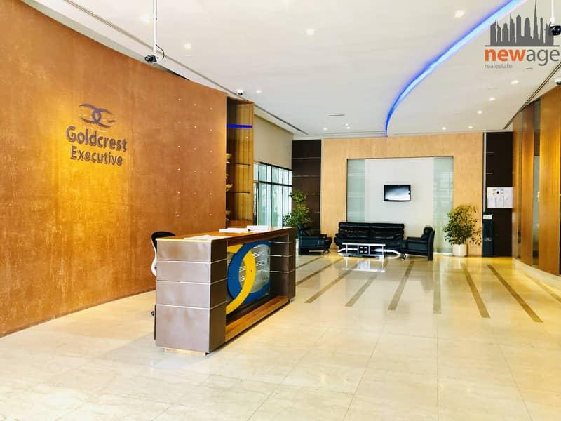 11 Fully Furnished 1Bedroom apartment for RENT in Goldcrest Executive JLT
