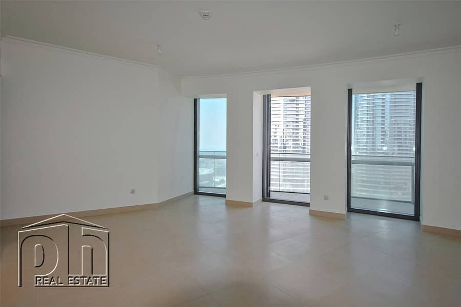 Spacious 3 Bed with Maid's Room Burj Vista