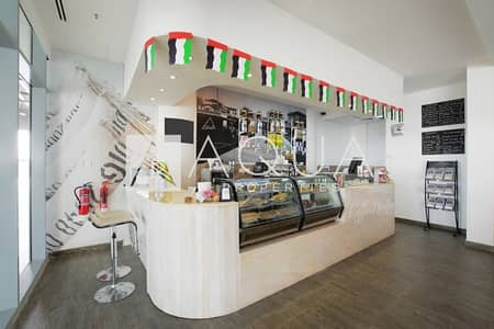Shop for Sale in Business Bay, Dubai - Coffe Shop | Sale | Ready | Lake Views | Running Business