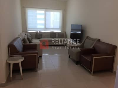 2 Bedroom Flat for Rent in Jumeirah Lake Towers (JLT), Dubai - Hot Deal! Furnished 2 BR Plus Maid Room I 2 Balcony
