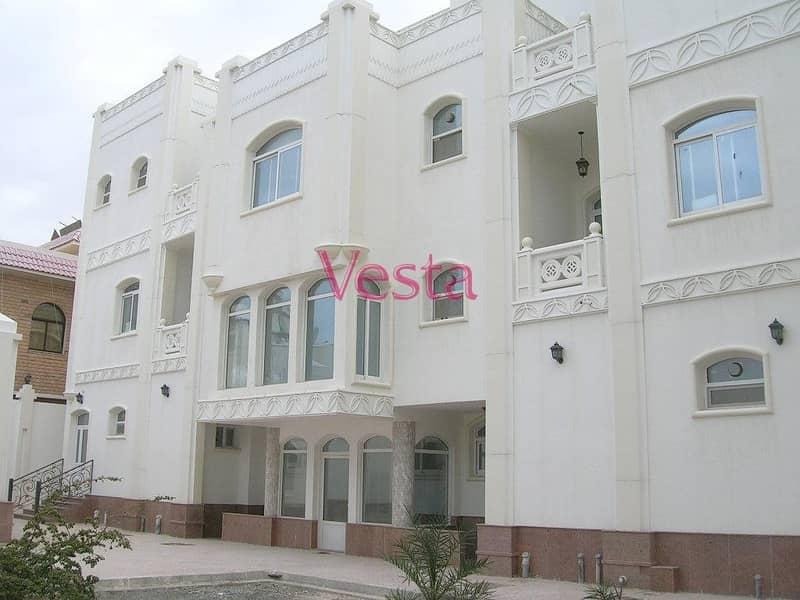 Transformed villa