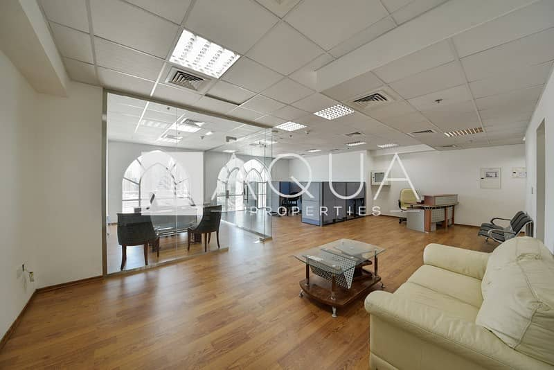 2 Fully Fitted Office | The Dome Tower JLT