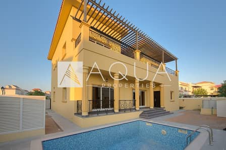 5 Bedroom Villa for Sale in The Villa, Dubai - Brand new custom 5BR Villa Pool n Garden