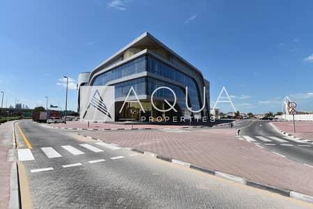 Office for Rent in Umm Al Sheif, Dubai - Shell n Core office full floor - FAB Metro