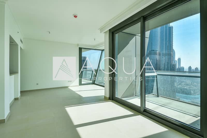 2 Breathtaking 3 Beds with Full Burj views