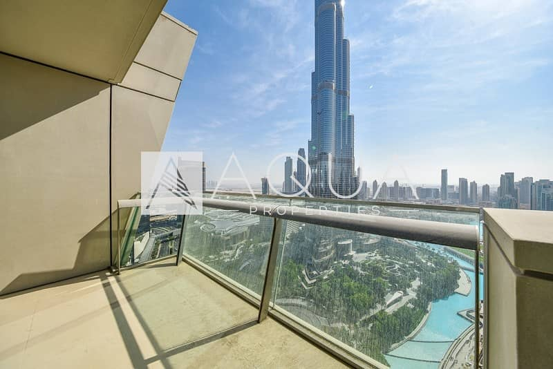 10 Breathtaking 3 Beds with Full Burj views