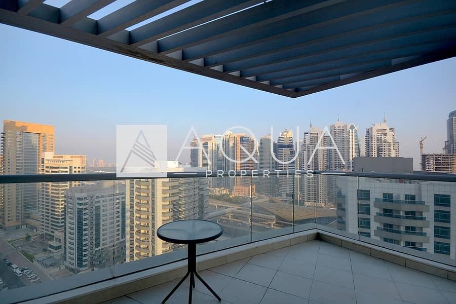 Amazing View on High Floor Large Balcony