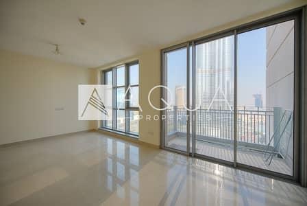 Full Burj Khalifa and Fountain views unit