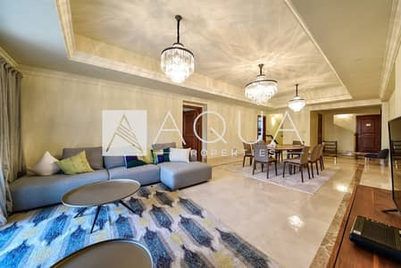 Rented Luxurious 3Bed Fairmont Residence