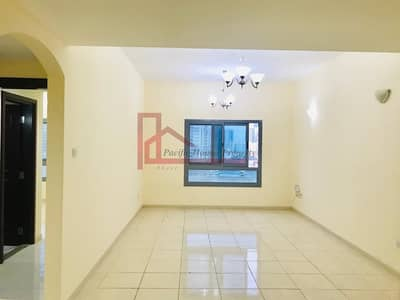 2 Bedroom Apartment for Rent in Al Nahda, Dubai - Neat Clean Family Building 2 Bedroom Hall Apt. With Master Room Gym Pool Parking