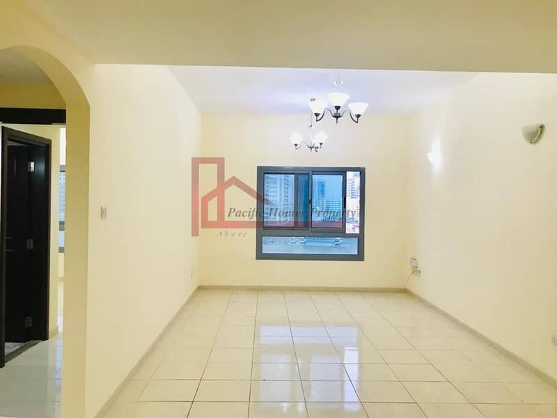 Neat Clean Family Building 2 Bedroom Hall Apt. With Master Room Gym Pool Parking