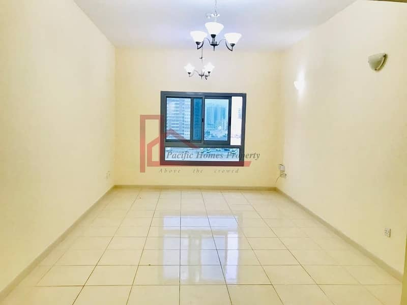 2 Neat Clean Family Building 2 Bedroom Hall Apt. With Master Room Gym Pool Parking
