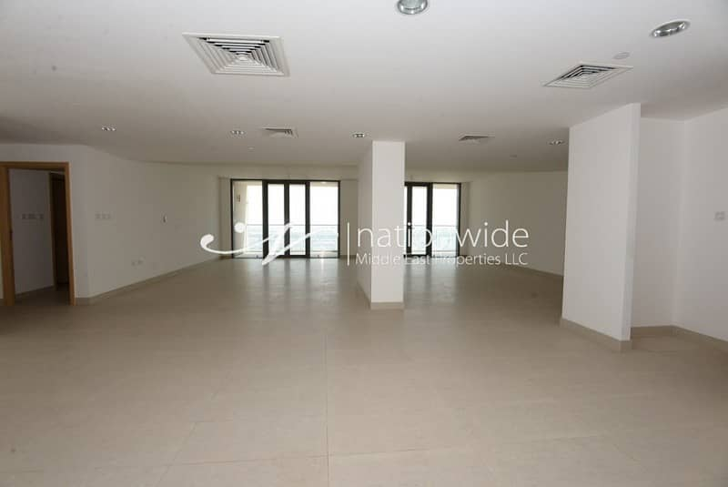 2 Majestic 4 BR Apartment with Spacious Lay out
