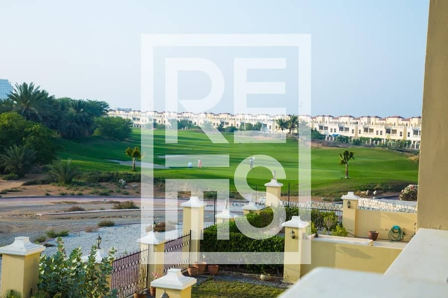 10 3BR Townhouse with Lush Green Golf Course View