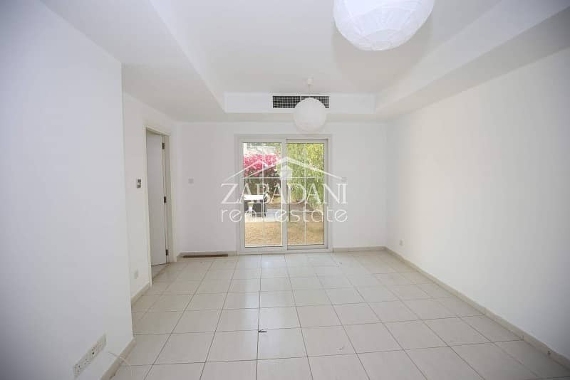 Vacant Now|2 Bed Type 4M |Springs 12|With Garden