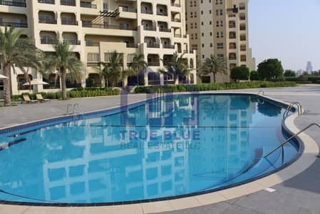 3 Bedroom Apartment for Sale in Al Hamra Village, Ras Al Khaimah - Exclusive 3 BHK Apartment with Marina View for Sale