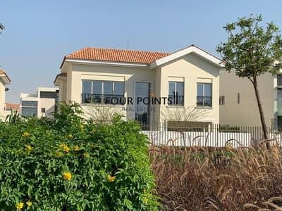 4 Bedroom Villa for Sale in Mohammad Bin Rashid City, Dubai - Mediterranean style 4 BR Villa | District One