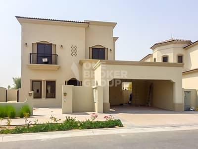 فیلا 5 غرفة نوم للبيع في المرابع العربية، دبي - Type 2 | Single Row | Facing Pool & Park
