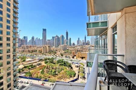 1 Bedroom Flat for Rent in Downtown Dubai, Dubai - 1 Bedroom Unit | Furnished or Unfurnished