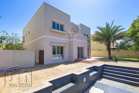 5 Bedroom Villa for Sale in The Meadows, Dubai - Type 13 | Large Plot | Lake Views | Private pool