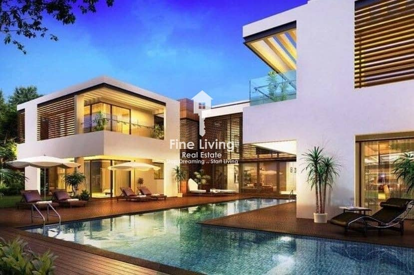 Stunning Very Big 5 Bedroom Villa 8805sqft  in MeydanOne  Private Community for 16.7 Mln | Best Quality in the Market