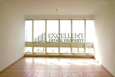 3 Bedroom Flat for Rent in Airport Street, Abu Dhabi - Huge 3 Bedroom Apartment with Parking